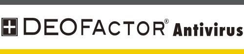 DEOFACTOR® Antivirus